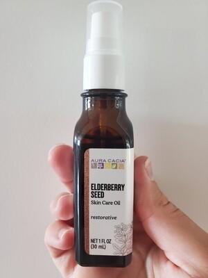 Elderberry Seed Oil - skin care