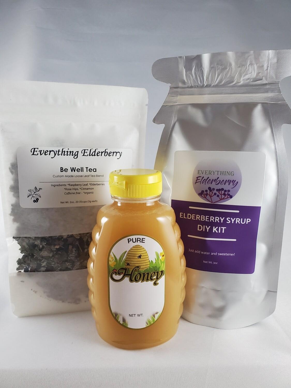 Tea and Kit Giftset