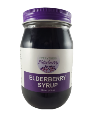 Elderberry Syrup Original Blend
