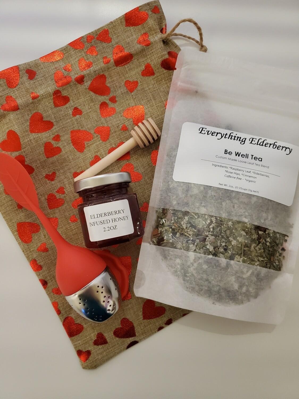 Tea and Honey Bundle
