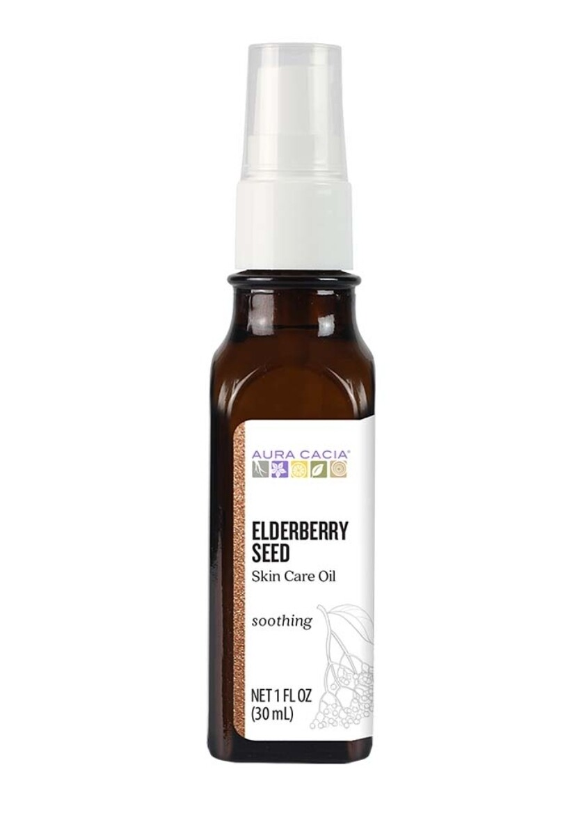 Elderberry Seed Oil - preorder for April