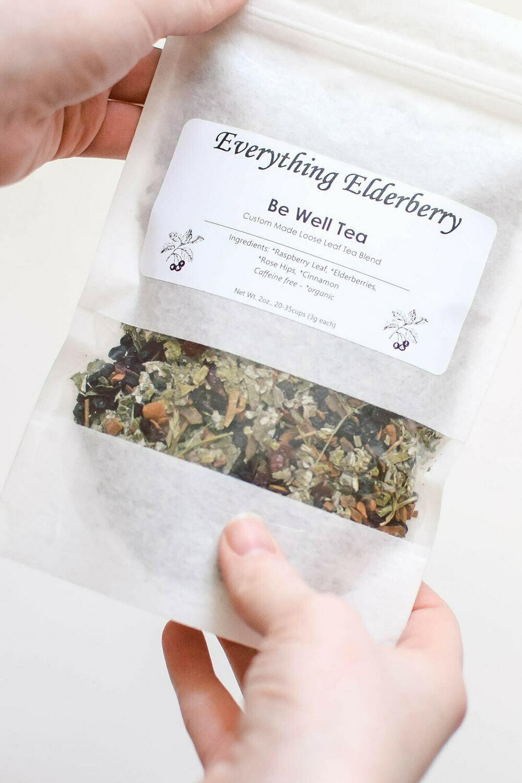Buy 2- 2oz Herbal Teas, get a FREE infuser
