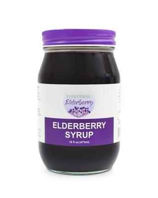 Elderberry Syrup Original Blend