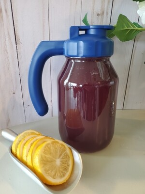 Mason jar pitcher pour spout