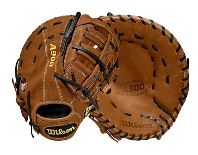 """Wilson A900 - 12"""" first basemen's mitt - LHT"""