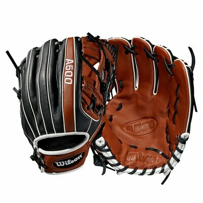 """Wilson A500 11.5"""" right hand thrower"""