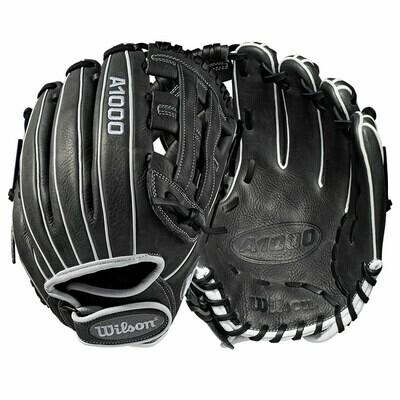 Wilson A1000 Fastpitch Softball Glove 12