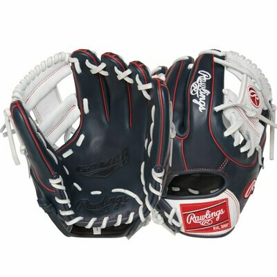 "RAWLINGS GAMER XLE BASEBALL GLOVE 11.25"" RHT"