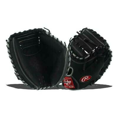 Rawlings Heart of the Hide Dual Core Catcher's Mitt 33