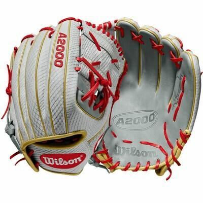 Wilson A2000 Fastpitch Series Kelsey Stewart Game Model Infield Glove 12
