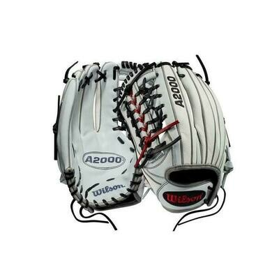 WILSON 2019 A2000 T125 SuperSkin Outfield Fastpitch Glove 12.5