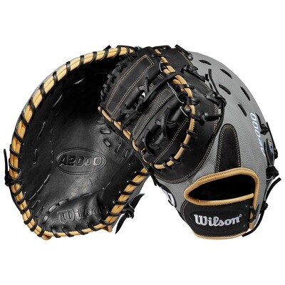 WILSON 2019 A2000 1617 SuperSkin  First Base Baseball Mitt 12.5