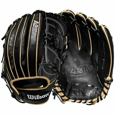 """Wilson A2K 12"""" Baseball Glove 12"""" RHT"""
