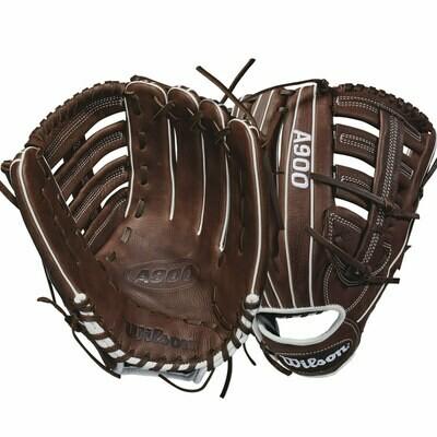 """Wilson A900 12.5"""" Baseball Glove RHT"""