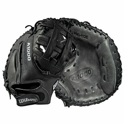 Wilson A1000 Fastpitch Softball Catcher's Mitt 33