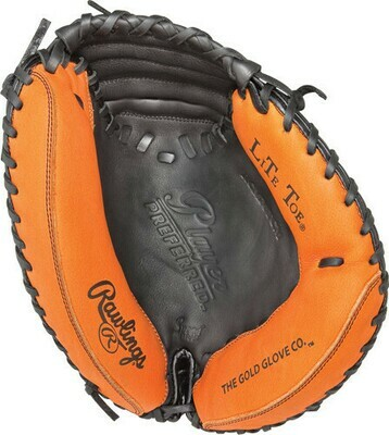 "RAWLINGS PLAYER PREFERRED SERIES CATCHERS MITT 33"" RHT"