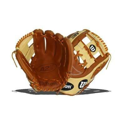 "2020 Wilson A2K 1787 Infield Baseball Glove 11.75"" RHT"