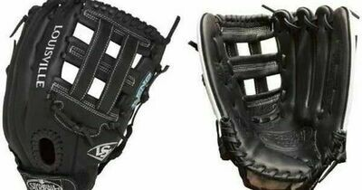 Louisville Slugger RHT Xeno Fastpitch Softball Glove 12.5