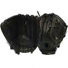 Mizuno Infield Mitt Black MVP Prime Baseball Glove 12.5
