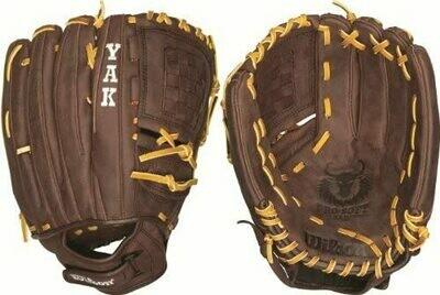 Wilson Pro Soft Yak Fastpitch Softball Glove 12.5