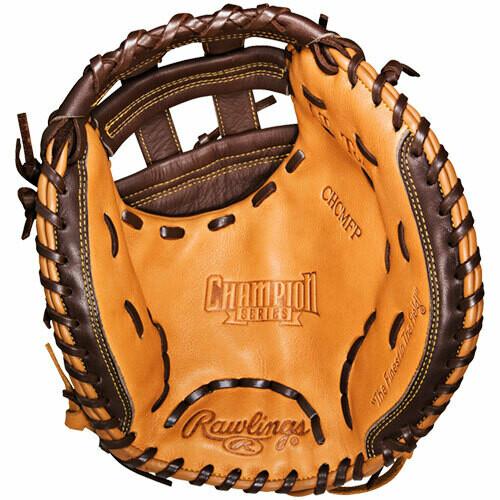 "Rawlings Champion Series Catchers Mitt Glove 33"" RHT"