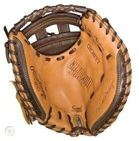 """Rawlings Championship Series Youth Fastpitch Catcher's Mitt 32"""" RHT"""