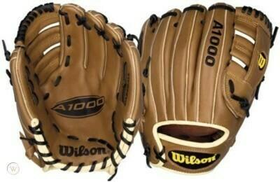 Wilson A1000 Infield Baseball Glove 12.5