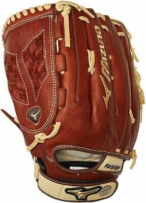 Mizuno MVP Fastpitch Glove, Brick Dust  12