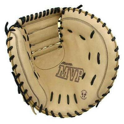 Mizuno MVP Series Fastpitch Catcher's Mitt 34