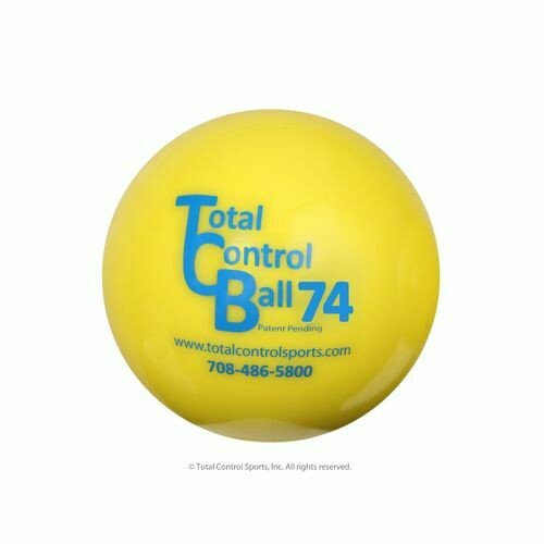 Total Control Training Ball 72