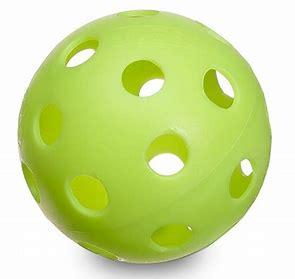 Softball Wiffle Balls- Jugs Bulldog