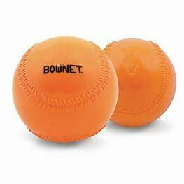 BowNet Ballast Training Balls 6 Pack 15oz