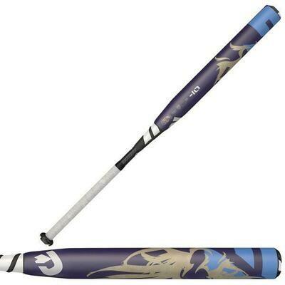 2017 DeMarini CF9 Slapper Fastpitch Softball Bat 32in/22oz