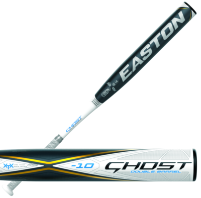 Easton Ghost Double Barrel Fastpitch Bat