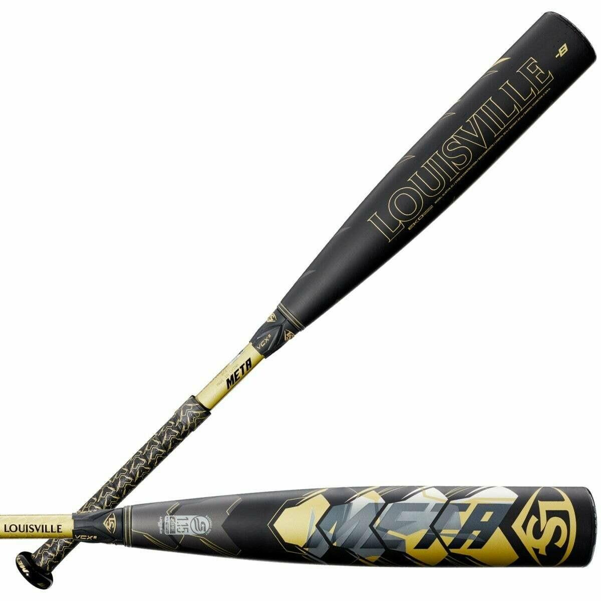 2021 Louisville Meta Baseball Bat USSSA -8