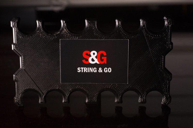 String & Go Fat