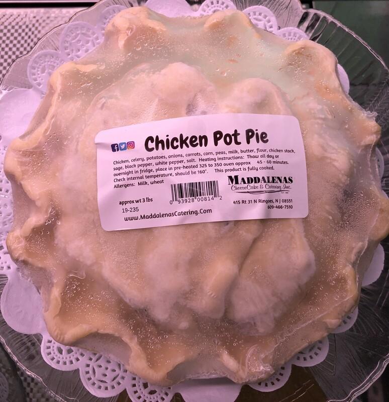 01 Chicken Pot Pie