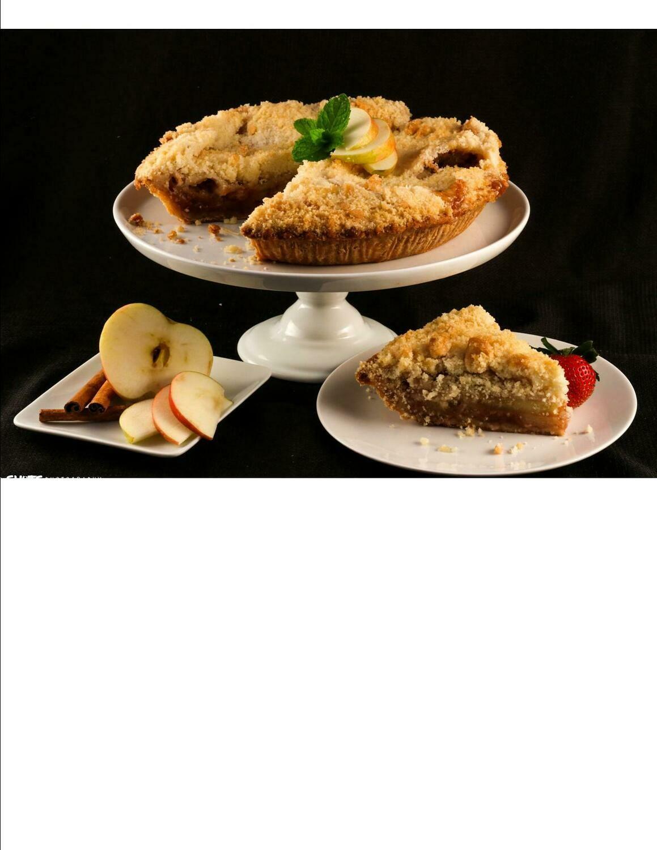04 Apple Crumb Pie