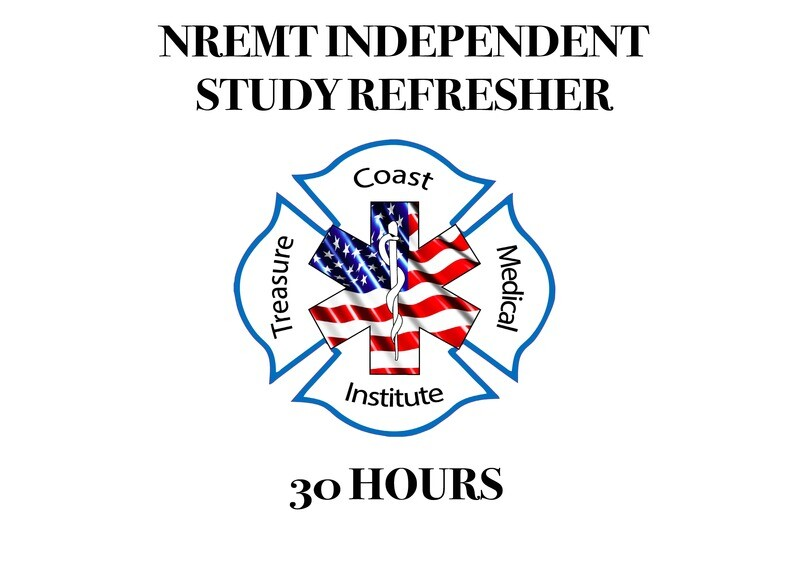 NREMT Independent Study Refresher (non-refundable)
