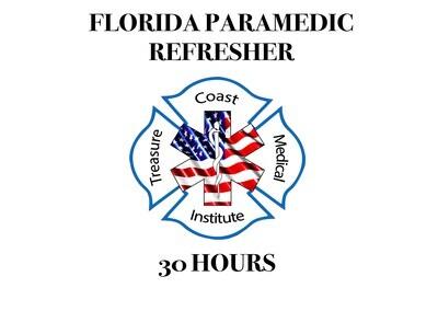 Florida Paramedic Refresher (non-refundable)