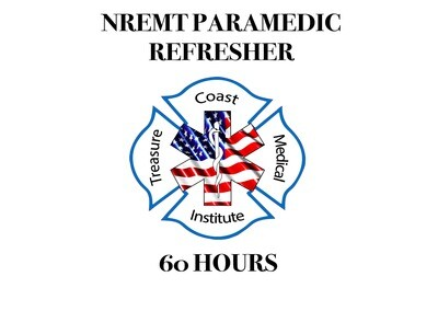 NREMT Paramedic Refresher (non-refundable)