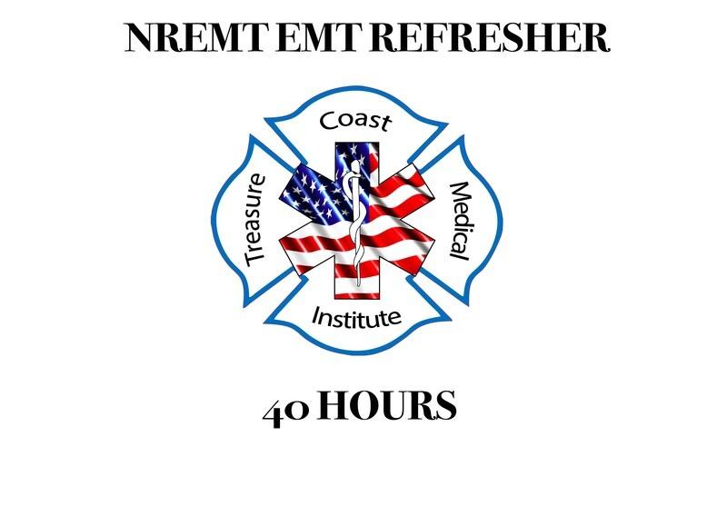 NREMT EMT Refresher (non-refundable)