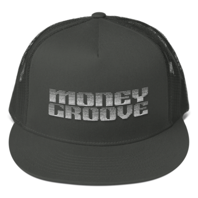 Money Groove Digi Mesh Back Snapback