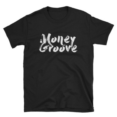 Money Groove Signature Short-Sleeve Unisex T-Shirt