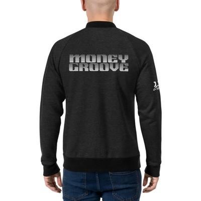 Money Groove Official Digi Bomber Jacket