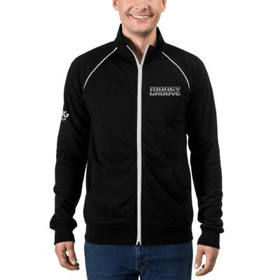 Money Groove Official Digi Front Piped Fleece Jacket