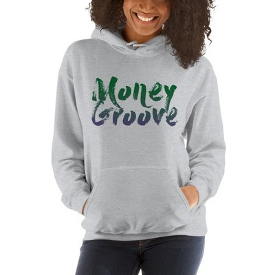 Money Groove Signature Unisex Hooded Sweatshirt