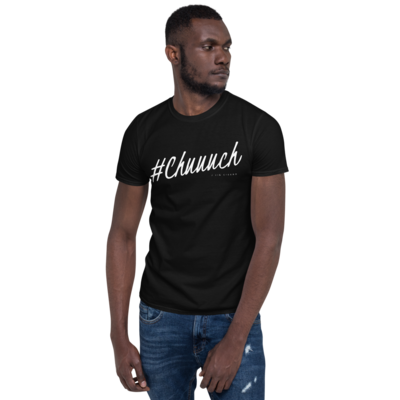 Chuuuch Signature Short-Sleeve Unisex T-Shirt