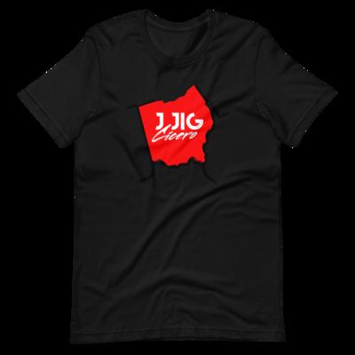 OH10 J Jig Short-Sleeve Unisex T-Shirt