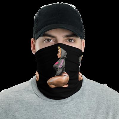 Love BBW Mask Up Neck Gaiter